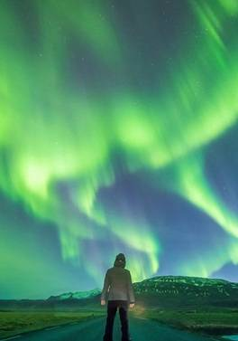 New Year in Iceland with Northern Lights Northern Lights & Stargazing Tour!!