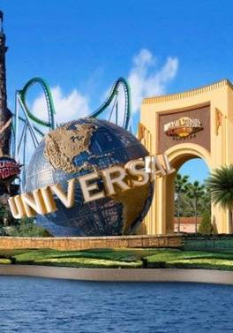 Unlimited 14 day admission to all 3 Universal Studio Parks