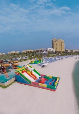 School summer holidays in Ras Al Khaimah on All Inclusive for 2 adults & 2 children