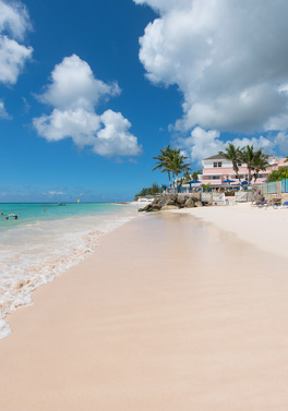 Escape to the sandy shores of Barbados