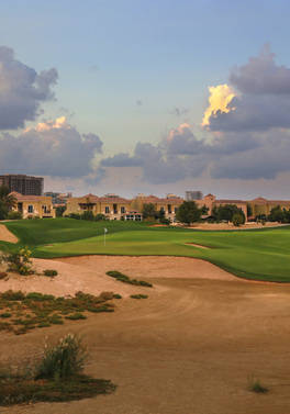 Golf package to Dubai