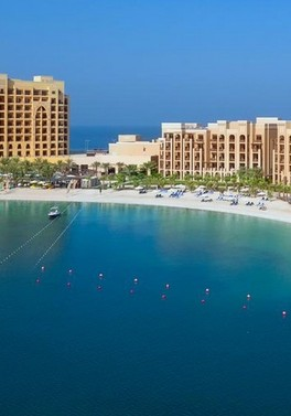 School summer holidays in Ras Al Khaimah on All Inclusive for 2 adults & 1 child