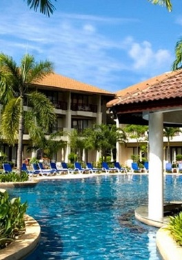16 night stay at the Centara Karon in Phuket, Thailand