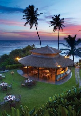 Sri Lanka beach stay at the 5* Taj Bentota Resort & Spa